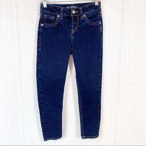 Silver Jeans Company Suki High Capri Denim Jeans